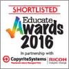 All Saints has been shortlisted in the Educate Awards 2016